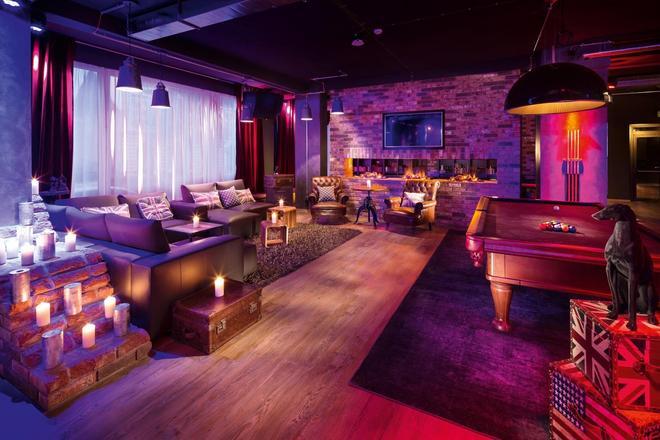 pentahotel Leuven - Leuven - Lounge