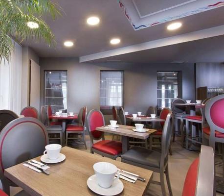 阿萊斯格勒內勒埃菲爾鐵塔酒店 - 巴黎 - 巴黎 - 餐廳