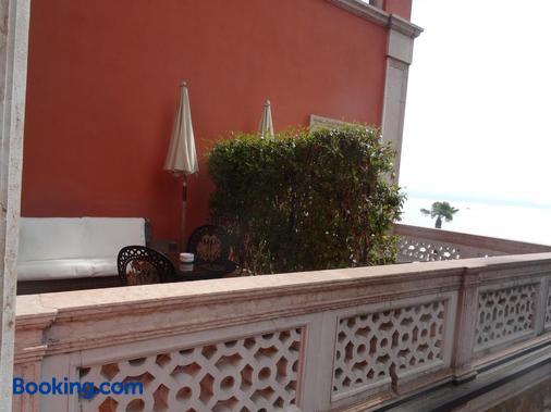 Villa Fiordaliso - Gardone Riviera - Balcony