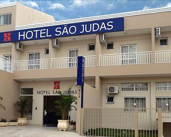 Hotel São Judas - Jundiai - Gebouw