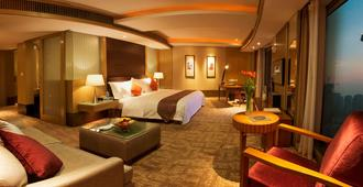 Kempinski Hotel Shenyang - Shenyang - Bedroom