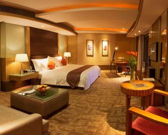 Kempinski Hotel Shenyang - Thẩm Dương - Phòng ngủ