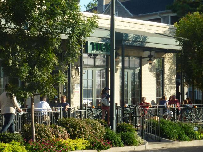 River Inn of Harbor Town - Мемфис - Патио