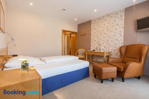 Landhotel Weserblick - Beverungen - Bedroom