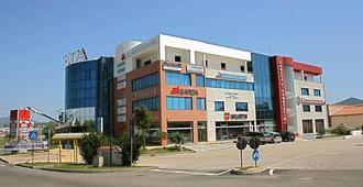 Delta Dream C.S.S. - Olbia - Building