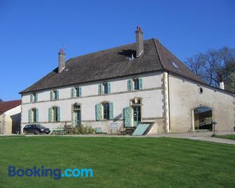 les chambres d'hôtes Benoit Breton - Bulgnéville - Building