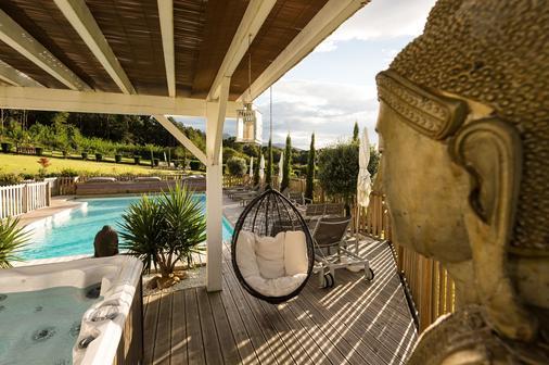 Ferme Elhorga - Saint-Pée-sur-Nivelle - Pool