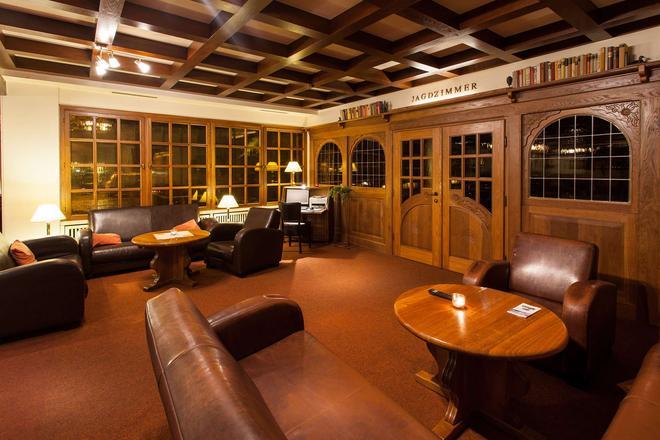 Centro Hotel Norderstedter Hof - Norderstedt - Lounge