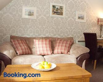 Strathspey Cottage - Carrbridge - Wohnzimmer
