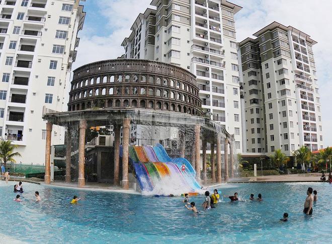 Bayou Lagoon Park Resort - Malacca - Pool