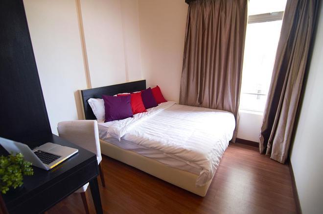 Bayou Lagoon Park Resort - Malacca - Bedroom