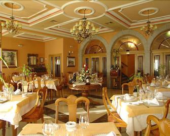 Hotel Santa Teresa - Авила - Ресторан