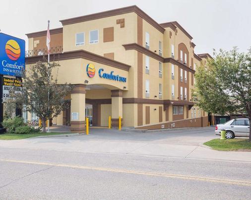 Comfort Inn & Suites University - Calgary - Gebäude