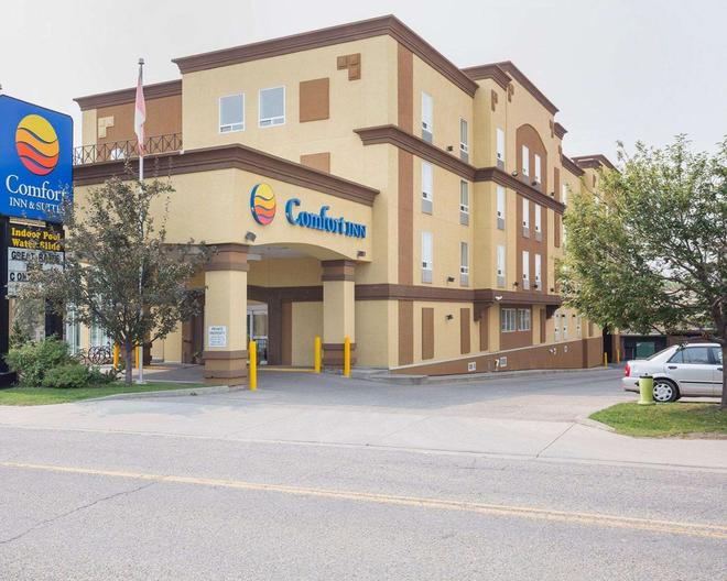 Comfort Inn & Suites University - Calgary - Building