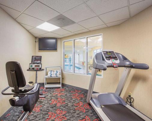 Comfort Inn & Suites University - Calgary - Gym