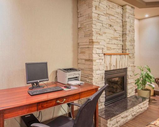 Comfort Inn & Suites University - Calgary - Business Center
