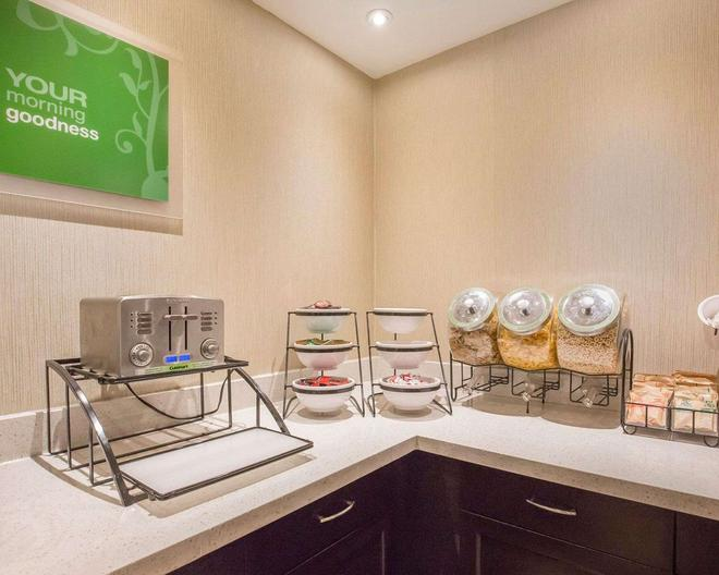 Comfort Inn & Suites University - Calgary - Buffet