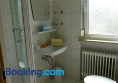 Gastehaus Eberlein - Rothenburg ob der Tauber - Bathroom