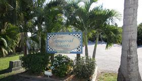 熱帶海風汽車旅館暨別墅 - 桑尼伯 - 薩尼貝爾 - 室外景