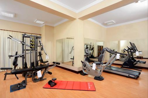 Jaz Dar El Madina - Al Quşayr - Gym