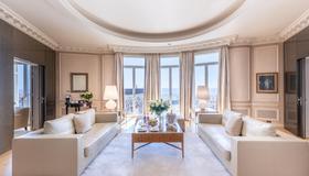Hotel Hermitage Monte-Carlo - Monaco - Living room