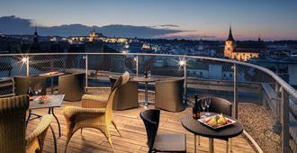 Design Metropol Hotel Prague - Prague - Balcony