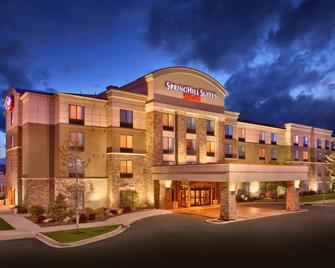 Springhill Suites Lehi At Thanksgiving Point - Lehi - Building