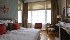 Jvr108 Luxury Guesthouse - Antwerp - Bedroom
