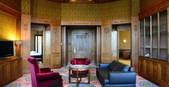 Grand Hotel Amrâth Amsterdam - אמסטרדם - סלון