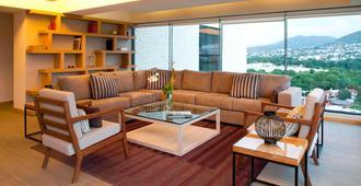 Marriott Tuxtla Gutierrez Hotel - Tuxtla Gutiérrez - Living room