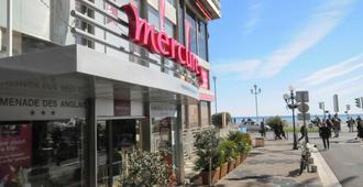 Mercure Nice Promenade Des Anglais - Nice - Gebouw
