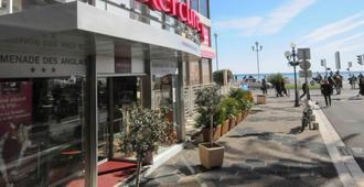 Mercure Nice Promenade Des Anglais - Nice - Toà nhà