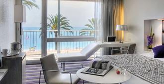 Mercure Nice Promenade Des Anglais - Νίκαια - Σαλόνι