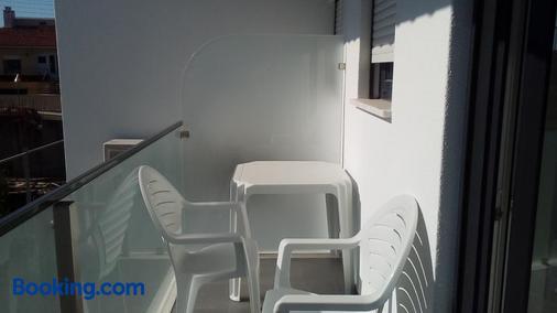 Tires Guest House - São Domingos de Rana - Balcony