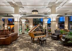 The Mining Exchange, a Wyndham Grand Hotel & Spa - Colorado Springs - Lobby