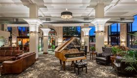 礦業交易所溫德姆大酒店 - 科羅拉多斯普林斯 - 科羅拉多泉 - 大廳