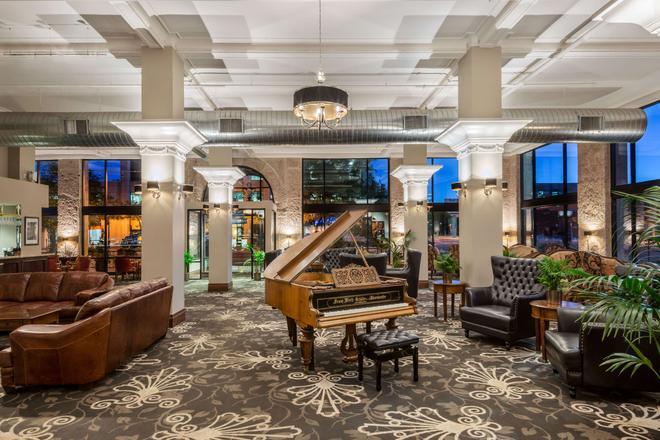The Mining Exchange, a Wyndham Grand Hotel & Spa - Colorado Springs - Lobby