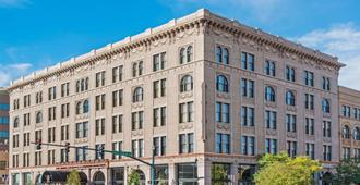 The Mining Exchange, a Wyndham Grand Hotel & Spa - Colorado Springs - Edificio