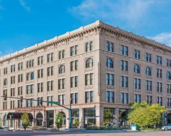 The Mining Exchange, a Wyndham Grand Hotel & Spa - Colorado Springs - Building
