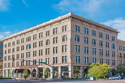 The Mining Exchange, a Wyndham Grand Hotel & Spa - Colorado Springs - Gebäude