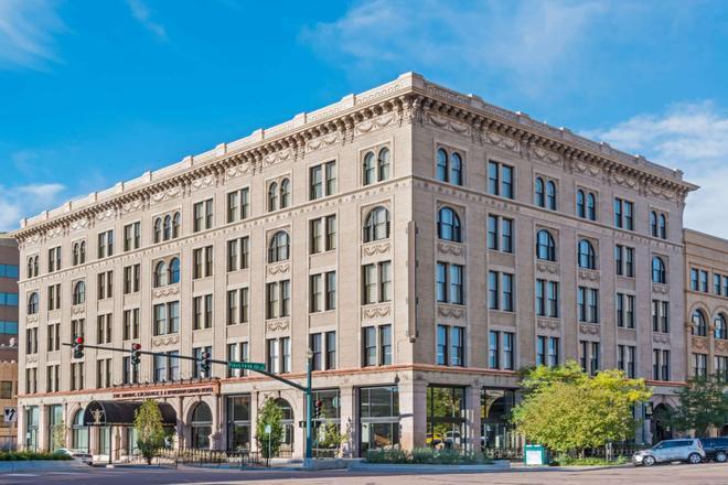 The Mining Exchange, a Wyndham Grand Hotel & Spa - Colorado Springs - Building