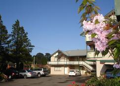 The 3 Explorers Motel - Katoomba - Building