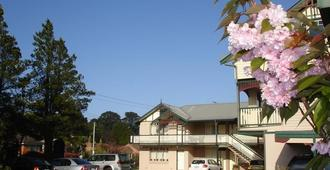 Three Explorers Motel - Katoomba - Building