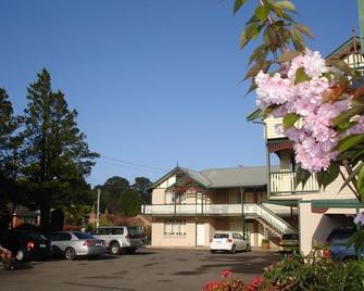 The 3 Explorers Motel - Katoomba - Building