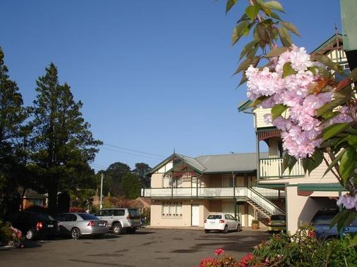 The 3 Explorers Motel - Katoomba - Edifício