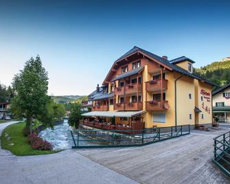 Sporthotel Dachstein West - Annaberg im Lammertal - Building