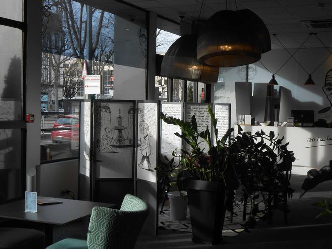 Best Western Plus Hotel Litteraire Alexandre Vialatte - Clermont-Ferrand - Ingresso