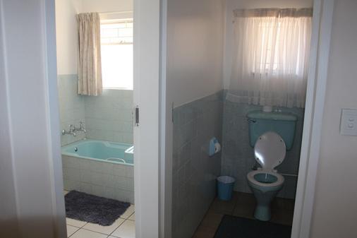 鴿巢旅館 - 肯普頓公園 - 肯普頓帕克 - 浴室