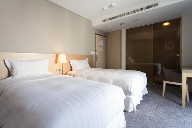 Leesing Hotel-Qixian - Kaohsiung - Makuuhuone