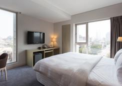 Leesing Hotel - Qixian - Cao Hùng - Phòng ngủ